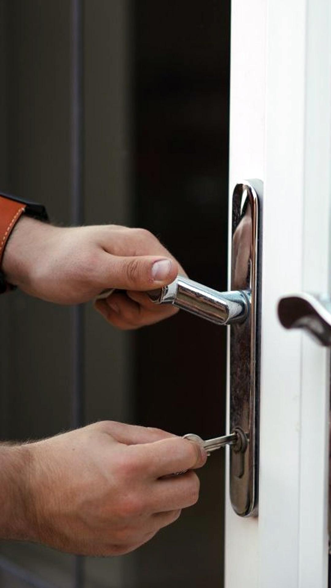 Serviços de emergência chaves e fechaduras